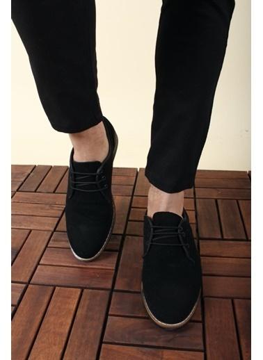 Oksit Klasik Ayakkabı Siyah